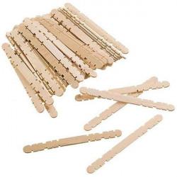 Dřevěné špachtle -...