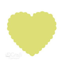 Dekorační děrovačka - Srdce...