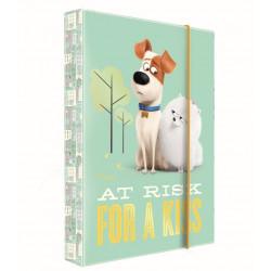 Heft box A4 - Pets