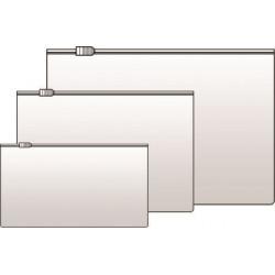 Pouzdro PVC A4 plastový zip