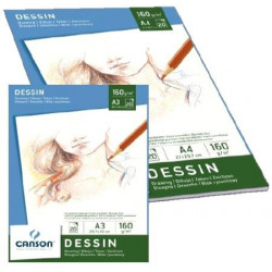 Blok CANSON DESSIN A4 –...