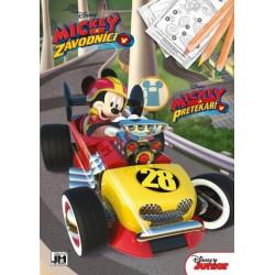 Omalovánky A4 – Mickeyho...