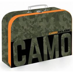 Kufřík lamino 34cm Camo