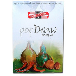 Blok POP DRAW A4, 180g – 30ks