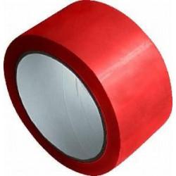 Páska PP 48 mm/66 m (červená)