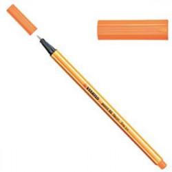 Liner STABILO 0,4 (oranžový...