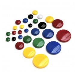Magnety průměr 20 mm/6 ks...
