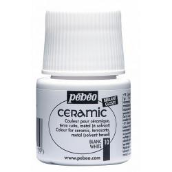 Ceramic 45 ml (bílá)