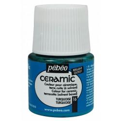 Ceramic 45 ml (tyrkysová)