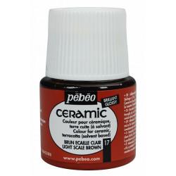 Ceramic 45 ml (světle hnědá)