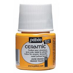 Ceramic 45 ml (žluto oranžová)