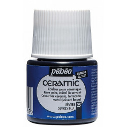Ceramic 45 ml (tmavě modrá)