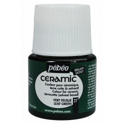 Ceramic 45 ml (zelená list)