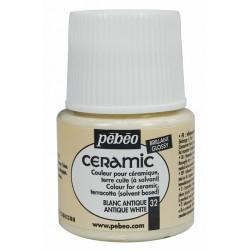 Ceramic 45 ml (antická bílá)