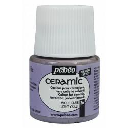 Ceramic 45 ml (světle fialová)