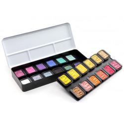 Pearlescent colours FINETEC...