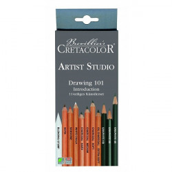 Artist Studio - kres. sada...