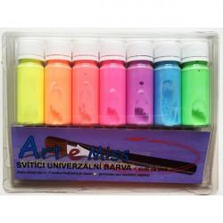 Sada univerzálních barev,...