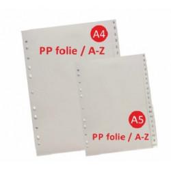 Rozdružovač A5, A-Z, PP,...