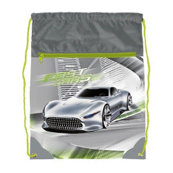 Sáček na cvičky Fast Cars