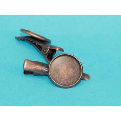 Lůžko - sponka antik 16 mm