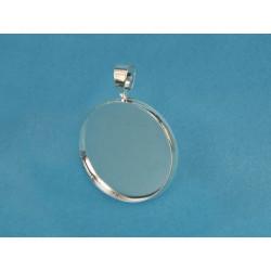 Lůžko - kruhový přívěšek 20 mm