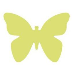 Razidlo na papír 5 cm - Motýl