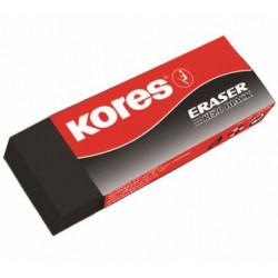 Pryž KORES - velká černá KE20