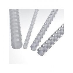 Kroužkový hřbet 14 mm (bílá)
