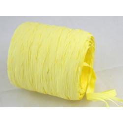 Stuha RAPHIA (žlutá)