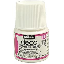 Pébéo Déco lesklé 45 ml (01...