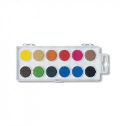 Vodové barvy 171510/ 12 barev