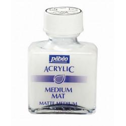 Matné médium pro akryl, 75 ml