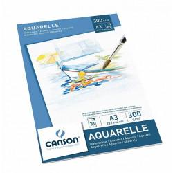 Blok akvarel A3, 300 g, Canson