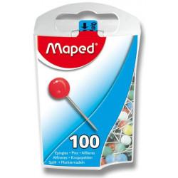 Špendlíky malé MAPED,...