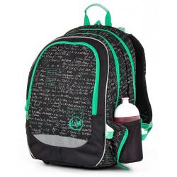 TOPGAL školní batoh - Black...