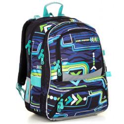 TOPGAL školní batoh - NIKI...
