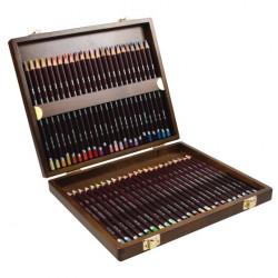 D Coloursoft sada 48 Wooden...