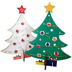Dekorace Vánoční strom