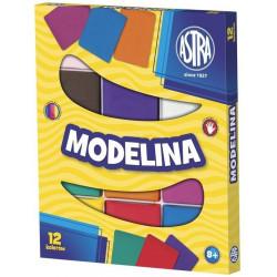 Modelovací hmota ASTRA, 12...