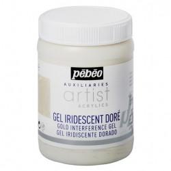 AKRYL - Iridescentní gel...