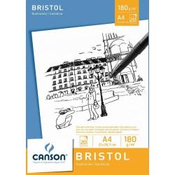 Blok Canson BRISTOL A4/ 180...