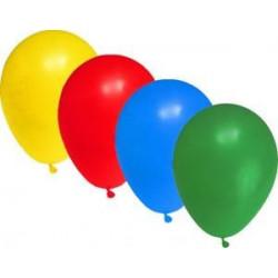 Balónky nafukovací 250 mm/...