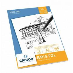 Blok Canson BRISTOL A3/ 180...